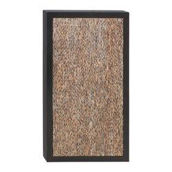 Refreshing Wood Framed Wall Art - Description: