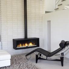 Modern Fireplaces Modern Fireplaces