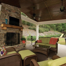 Patio by Raymac Remodeling