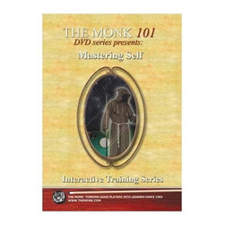 Sterling Gaming - The Monk 101 DVD Series - Mastering Self - Tu - This DVD is the final stage in your journey to the top of pocket billiards. Weight: 0.5 lbs.Once you have mastered the other 3 techniques in this series, the material in taught in the DVD will help you control your emotions and win the games you have been losing. Once you can start taking control of yourself, you can take back those losses and you will rise to the top of your league.