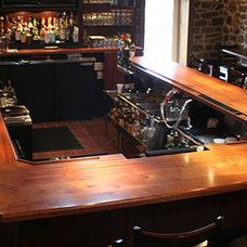 Custom Wood Bar Tops | Grothouse Lumber Custom Wood Surfaces