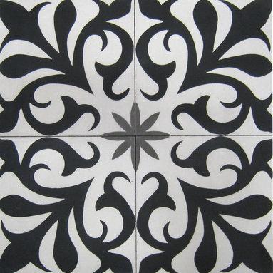Nantes - 8x8 Cement Tile