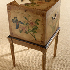 Traditional Filing Cabinets And Carts by Horchow