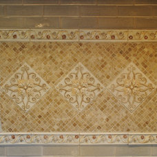 Traditional Tile by Sterling Kitchen & Bath