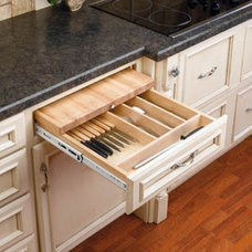 Contemporary Kitchen Drawer Organizers by Hayneedle