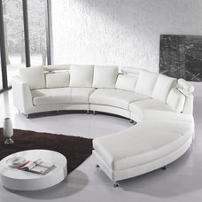 Contemporary Sectional Sofas by Beliani Furniture Outlet