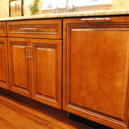 Detailed Traditional Kitchen -