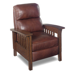 Hooker Furniture - Hooker Furniture Keepsake Event Recliner - Developed by one of America's premier manufacturers to offer quality furniture at affordable prices. Each piece is meticulously hand-crafted using the most exquisite leathers in the world. The Keepsake Event Recliner is crafted using Keepsake Event (Brown) leather.