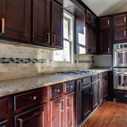 York Espresso Kitchen - ProCraft Cabinetry produces professionally crafted cabinetry for an ...