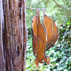 Eclectic Garden Sculptures by gardenart.com