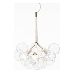 Pelle Designs - Pelle Designs | Original Bubble Chandelier - Design by Jean and Oliver Pelle, 2012.