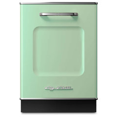 eclectic dishwashers by bigchillfridge.com