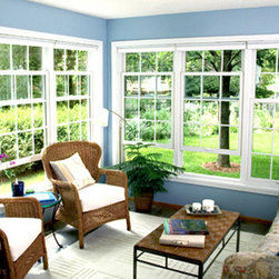 Double Hung Windows -