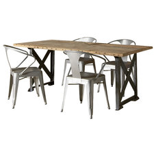Industrial Dining Tables by Urban Wood Goods