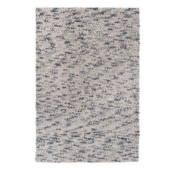 Georgetown GEO8002 Rug - 5'x8' - Quality construction and luscious pile define the Georgetown collection. This Shag Rug made out of pure 100% New Zealand Wool will be a stylish addition to any floor. Add a touch of elegance to your d�cor and impress guests for years to come.