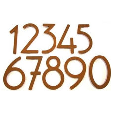 House Numbers House Numbers By HouseArt