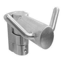 WINGITS, LLC - Oval Double Robe Hook Satin Stainless Steel - Installs with WingIt fastening systems: Commercial Grab Bar WingIts (GBW40) or Refined Engineered Safety WingIts (RESGBW35)