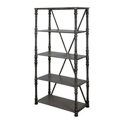 Davis Rack - Product Features: