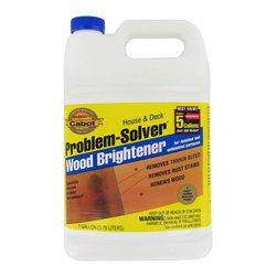 Valspar - Valspar Problem-Solver Wood Brightener (4-Pack) (8003-GL) - Valspar 8003-GL Problem-Solver Wood Brightener