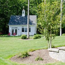 Farmhouse  by Uccello Development, LLC