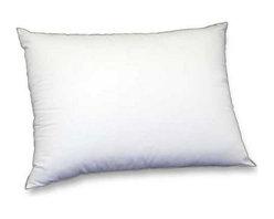 A Little Pillow Company - A Little Pillow Company - Deluxe Customizable Pillow, Queen - Pillow shell: 100% Cotton