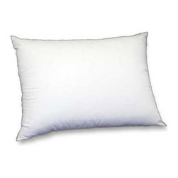 A Little Pillow Company - A Little Pillow Company - Deluxe Customizable Pillow, Queen - Pillow shell: 100% Cotton