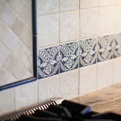 traditional kitchen tile by Creative Touch Interiors