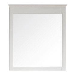 Avanity - Avanity Windsor 24 in. mirror - Avanity Windsor 24 in. mirror in White finish