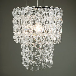 Glass Links Chandelier