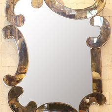 Eclectic Mirrors by Jeffrey-Marie Antiques