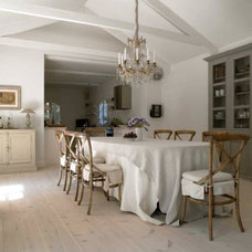Traditional Dining Room French dining room