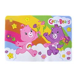 JP Import - CareBears Stuffed Animal Happy Rainbow Large Area Rug - FEATURES: