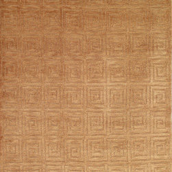 Safavieh - Tibetan Greek Key Camel Rug - Safavieh's High Touch Tibetan Weave brings an ancient weave and fine materials to the present sensibilities of today's interior design. Simple geometric patterns, almost hidden within the weave, with muted accents, soft shades and neutral earth tones, are the main visual characteristics of this series. Features: -Technique: Tibetan weave.-Style: Contemporary.-Vacuum regularly. Brushless attachment is recommended..-Avoid direct and continuous exposure to sunlight..-Do not pull loose ends; clip them with scissors to remove..-Construction: Handmade.-Collection: Tibetan.-Distressed: No.-Collection: Tibetan.-Construction: Handmade.-Technique: Knotted.-Primary Color: Camel.-Material: 100% Wool.-Fringe: No.-Reversible: No.-Rug Pad Needed: Yes.-Water Repellent: No.-Mildew Resistant: No.-Stain Resistant: No.-Fade Resistant: No.-Swatch Available: No.-Eco-Friendly: No.-Recycled Content: 0%.-Outdoor Use: No.-Product Care: Professional cleaning is recommended.Specifications: -Material: 100% Wool.Dimensions: -Overall Product Weight (Rug Size: 4' x 6'): 19.92 lbs.-Overall Product Weight (Rug Size: 6' x 9'): 44.82 lbs.-Overall Product Weight (Rug Size: 9' x 12'): 89.64 lbs.