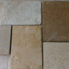 Mediterranean Wall And Floor Tile by Vintage Elements LLC