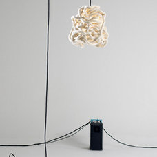 Eclectic Pendant Lighting by Pudelskern