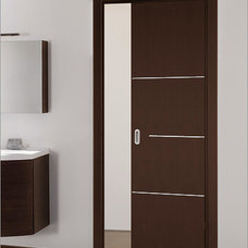Contemporary Interior Doors by Milano Doors