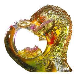 LiuliGongfang - LiuliGongfang Crystal Blooms Of Love - LiuliGongFang