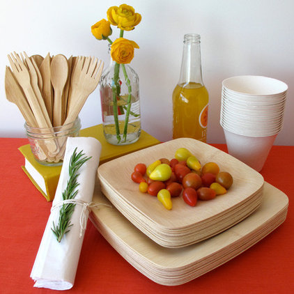 contemporary serveware by Branch