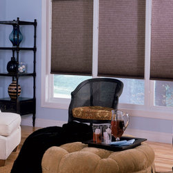 Cellular/Honeycomb Shades - Cellular/Honeycomb Shades: Starting at as low as $38.14 - only from Shades Shutters Blinds!