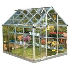 Modern Greenhouses by Home Depot