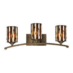 Dale Tiffany - New Dale Tiffany 3-Light Vanity Lights Gold - Product Details