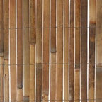 """Gardman USA - Split Bamboo Fencing 13'x3'3"""" - SPLIT BAMBOO FENCING 13'0""""  LONG x 3'3"""" HIGH.  Ideal cover for fencing and unsightly areas. Simple to attach to fence uprights with ties or staples. Pre-cut size for consumer convenience. Great value!  This item cannot be shipped to APO/FPO addresses. Please accept our apologies."""