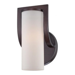 Nuvo Lighting - Daytona 1-lt Wall Vanity - Daytona 1-lt Wall Vanity