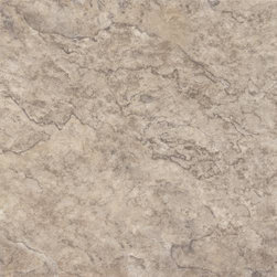 "Armstrong World Industries - Armstrong Units Self-Adhesive Floor Tile Beige - Armstrong - units, 0.045 gauge, 12"" x 12"" tile, vinyl no-wax wear layer, easy to clean, easy to install, self-adhering, 45 tiles per carton (45 sq. Ft. ), 1-year limited warranty. Color: beige."