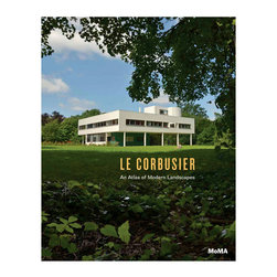 Le Corbusier: An Atlas of Modern Landscapes - Grace your inner landscape with this celebration of the modern outdoors. Fresh from MoMA, Le Corbusier: An Atlas of Modern Landscapes is a pleasure for the eyes and full of inspiration. Though it's designed as a coffee table volume, we have a feeling you'll want to use it as an instruction manual after the first read!