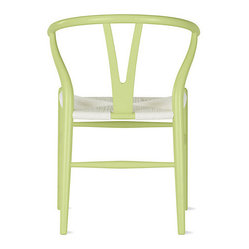Wishbone Chair, Pistachio