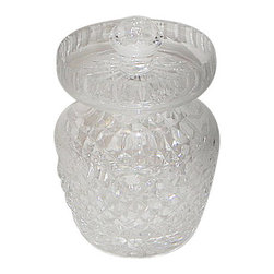 Waterford - Waterford Alana  Preserve Jar W/Lid - Waterford Alana  Preserve Jar W/Lid