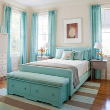 Real-Life Colorful Bedrooms - Better Homes and Gardens - BHG.com