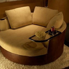 Great Ideas / Cuddle Couch :: Home Theater Seating :: Home Theater Seating,...