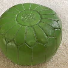 Mediterranean Footstools And Ottomans by Rugs USA